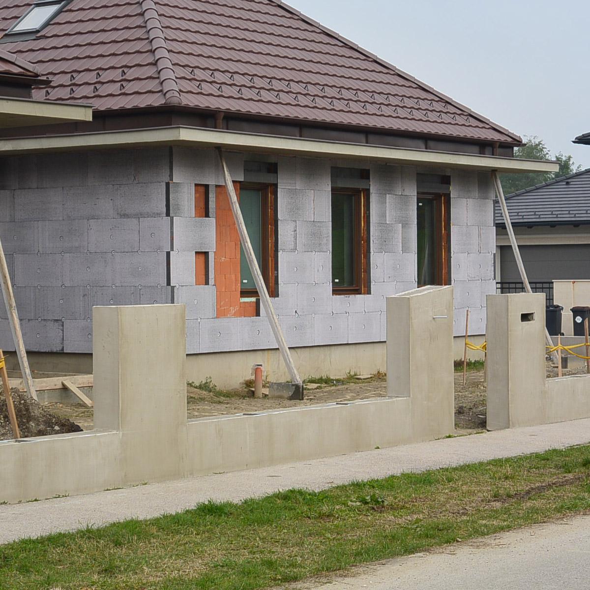 szigetelt ház